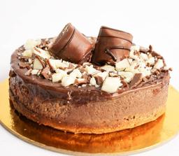 Mini cheesecake Nutella y Kinder
