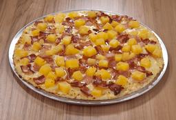 Pizza Hawaiana y Tocineta