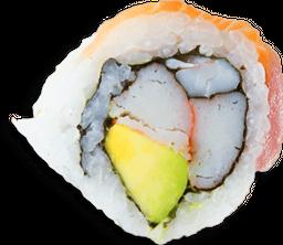 Sushi Arcoíris Roll