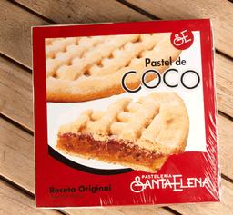 Pastel de Coco 8 Porciones