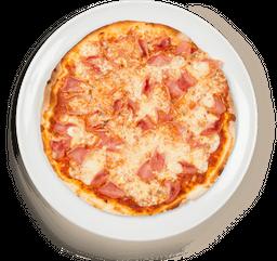 Menú Infantil: Pizza Jamón y Queso