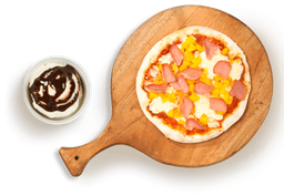 Pizza Hawaiana Infantil