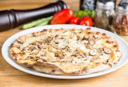 Pizza Pavo y Hongos