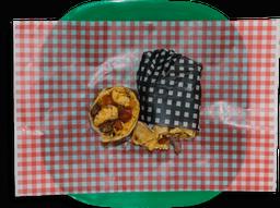 Burrito Pollo Asado