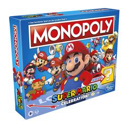 Hasbro Gaming Monopoly Super Mario ¡Celebración!