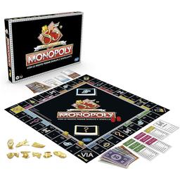 Hasbro Gaming Juego de Mesa Monopoly 85 Aniversario