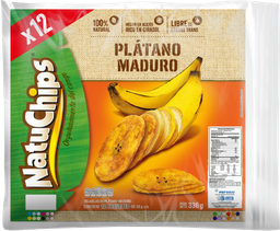 Natuchips Platano Maduro