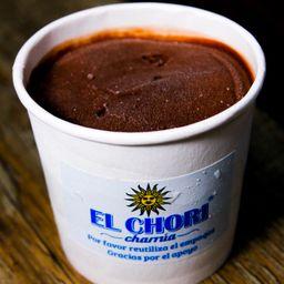 Helado Chocolate Negro