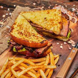Sándwich de Brisket