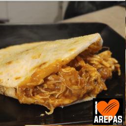 Arepa Solo Pollo
