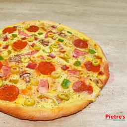 Pizza Eztravahanza Wow Personal