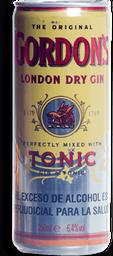 Coctel Gordons Gin And Tonic 250 Ml