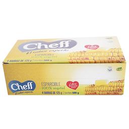 Margarina  4 Und