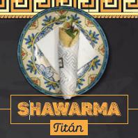 Shawarma titan
