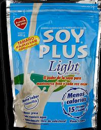 Alimento en Polvo a Base Light Soy Plus