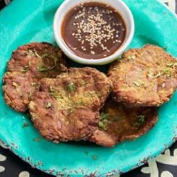 Cebollas bhaji