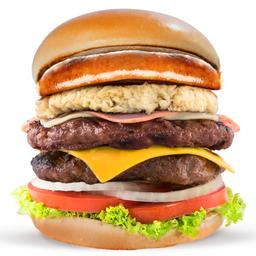Burger 4x4