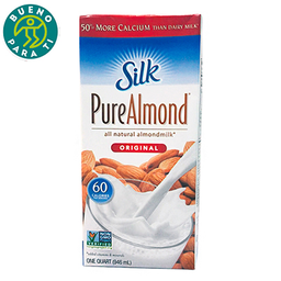 Leche de Almendras Original Silk