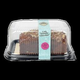 Cake Vainilla-Chocolate Dietesyn 1 g
