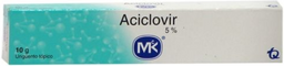 Aciclovir 5% MK Ungüento tópico 10 g