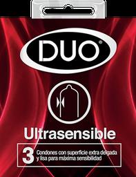 Condones Sanamed Duo