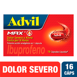 Advil Max Con