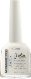 Esmalte Jolie De Vogue Professional Nails White Chalk 03 x 14 Ml