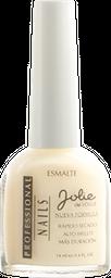 Esmalte Jolie De Vogue Professional Nails Pure Nude 13 x 14 Ml