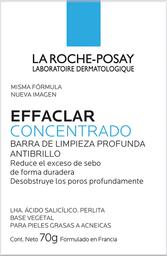 Barra Effaclar La Roche-Posay Dermatológica 80 Gr