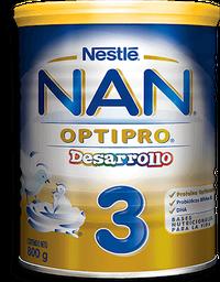 ALIMENTO LACTEO NAN® OPTIPRO® 3