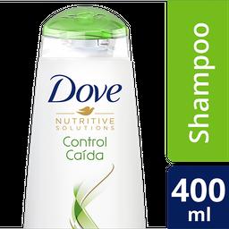 Dove Shampoo Control Caída