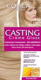 Tinte LOréal Paris Casting Creme Gloss Rubio Perlado 810