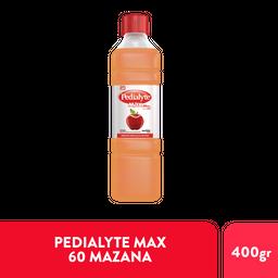 Pedialyte MAX 60 Con Zinc Manzana 500ml
