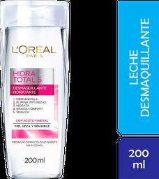 Leche Desmaquillante Hidratante 200 Ml