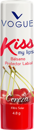 Protector Labial Kiss My Lips Cereza