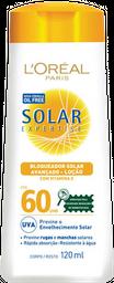 Bloqueador L'Oreal Solar
