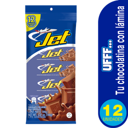 Jet Chocolatinas