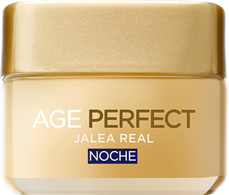 Antiarrugas Age Perfect Jalea Real Noche