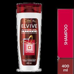 Shampoo Elvive Reparación Total Extreme