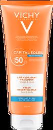 Protector Solar Vichy Capital Soleil Facial y Corporal  300Ml