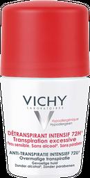 Desodorante Vichy Deo Roll-On Stress Resist 72 Hr 50 Ml