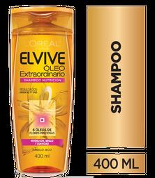 Shampoo Elvive Óleo Extraordinario