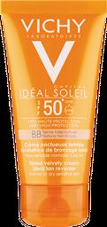 Protector Solar Idéal Soleil Toque Seco Color Fps 50+ 50 Ml