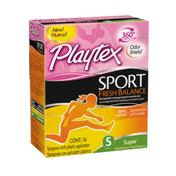 Tampón Playtex Sport