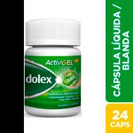 Dolex Activgel 24 Tabs ( Pack x 10)