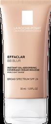 Crema Effaclar Bb Blur La Roche-Posay Mouse Con Color 30 Ml