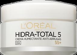 Crema Experto Antiarrugas Hidra Total +55