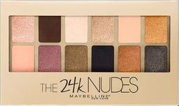 Paleta De Sombras Maybelline 24Kt Nudes Gold 9.6 Gr