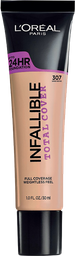 Base LOréal Paris Infallible Sand Beige 30 Ml