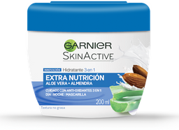 Crema Facial Hidratante 3 En 1 Garnier